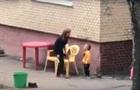 Знущання виховательки над дитиною зняли на відео