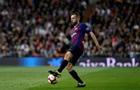 Основной защитник Барселоны повредил бедро в матче с Боруссией