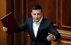 Зеленський відповів на вимогу скасувати державне фінансування партій