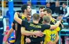 Сборная Украины вышла в плей-офф ЧЕ по волейболу впервые с 1997 года
