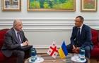 Новий посол Грузії розпочав роботу в Україні
