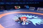 Українка Бережна стала віце-чемпіонкою світу з вільної боротьби