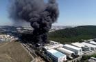 У Стамбулі під час пожежі постраждали семеро людей