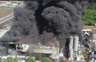 У Стамбулі стався потужний вибух на хімзаводі