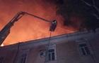 У Луцьку сталася пожежа у військовому госпіталі