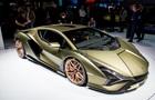 Представлений перший гібридний Lamborghini