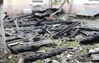 Названа причина пожежі у військовому госпіталі в Луцьку