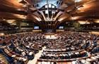 Україна відмовилася від участі в сесії ПАРЄ