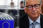 Юнкер: У випадку  жорсткого  Brexit в Ірландії буде контроль на кордоні