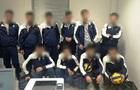 У Греції затримали сирійців, які видавали себе за українських волейболістів