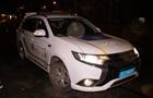 У Києві іноземець обстріляв поліцейських