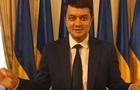 Разумков і міністри записали відеозвернення мовою жестів