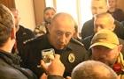 У Львові вимагали відставки головного поліцейського області