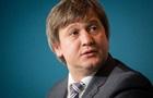 Украина не будет сокращать расходы на армию - Данилюк