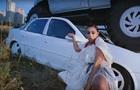 Британська зірка зняла кліп на Троєщині в Києві