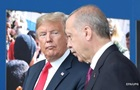 Трамп  провів телефонну розмову з Ердоганом