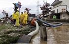 Кількість жертв тайфуну в Японії досягла 68 осіб