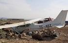 У Туреччині розбився навчальний літак