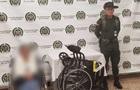 У Колумбії знайшли 17 кіло кокаїну в інвалідному візку