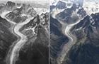 Фото через сто років показали танення льодовиків