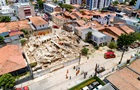 У Бразилії впав семиповерховий житловий будинок