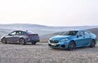 BMW представила компактне 4-дверне купе