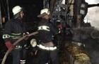 У Харкові сталася велика пожежа на пивзаводі