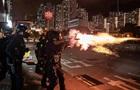 У Гонконзі напали на лідера протестів