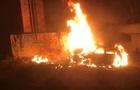 В Одеській області двоє людей згоріли в автомобілі