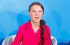 НП в аеропорту Одеси: хакери познущалися над Гретою Тунберг