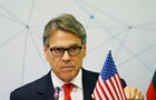 Міністр енергетики США йде у відставку на тлі скандалу з Україною