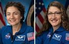 Дві жінки вперше в історії вийшли у відкритий космос