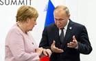 Меркель і Путін обговорили нормандську зустріч