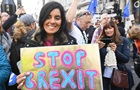 У Лондоні пройшла демонстрація противників Brexit