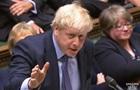 Джонсон відправив в ЄС лист про відстрочення Brexit