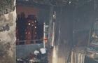 В Киеве произошел пожар в жилом доме, есть жертва