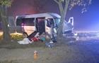 В Угорщині розбився мікроавтобус з українцями: 10 постраждалих