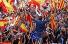У Барселоні пройшов мітинг за єдину Іспанію