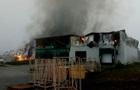 Найбільше підприємство із переробки часнику згоріло в Одеській області