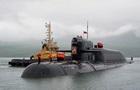 Міноборони РФ пояснило скасування пуску ракети з підводного човна