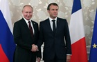 Макрон і Путін обговорили  нормандську  зустріч