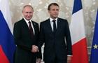 Макрон и Путин обсудили  нормандскую  встречу