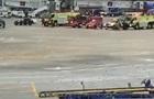 В США взорвалась сумка во время погрузки багажа в самолет