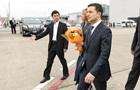 Зеленский принимает участие в интронизации нового императора Японии
