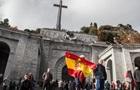 Останки колишнього диктатора Іспанії Франко перепоховають 24 жовтня