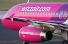 Wizz Air будет летать из Запорожья по шести маршрутам