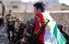 Курди заявили про відведення сил з районів на кордоні з Туреччиною