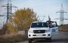 ОБСЄ: На Донбасі різко зросла кількість вибухів
