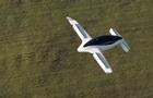 Аэротакси разогнали до 100 км/ч