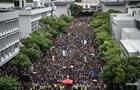 Протести в Гонконзі: влада відкликала скандальний законопроект